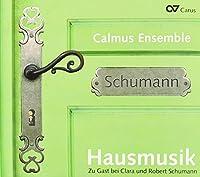 House Music. Staying With Robert & Clara Schumann