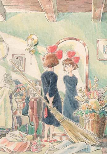 Kiki s Delivery Service Journal: (Hayao Miyazaki Concept Art Notebook, Gift for Studio Ghibli Fan)