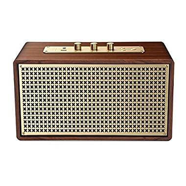 AmazonBasics Vintage Bluetooth Speaker