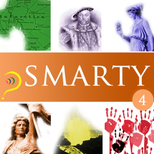 Smarty, Volume 4 cover art