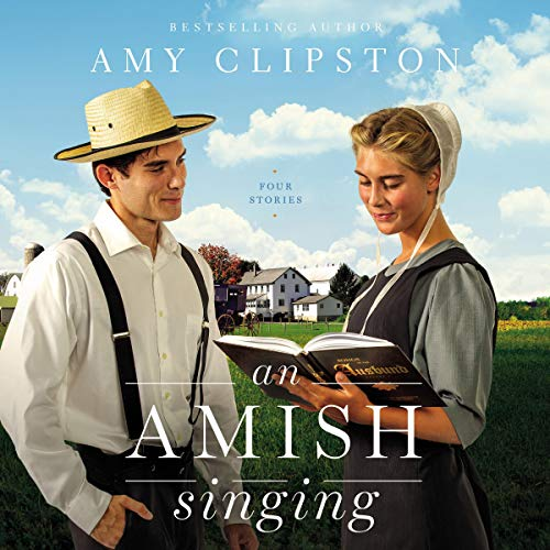 An Amish Singing  By  cover art