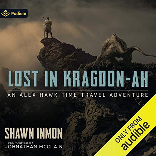 Lost in Kragdon-Ah cover art