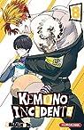 Kemono incidents, tome 8 par Aimoto