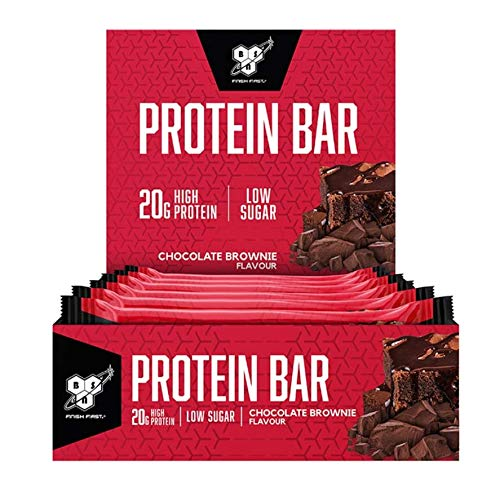 BSN Protein Bar 12 Bars Chocolate Brownie
