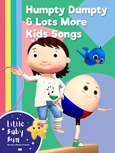 Little Baby Bum - Humpty Dumpty and Lots More Kids Songs