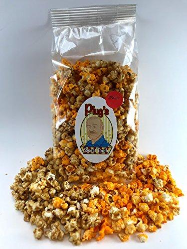 Why Choose Plug's Sweet Tooth Gourmet Popcorn Betty's Bonfire Trio