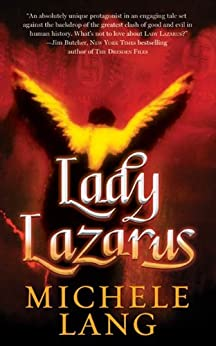 Lady Lazarus by [Michele Lang]