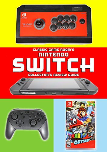 Classic Game Rooms Nintendo Switch Collectors Review Guide ...