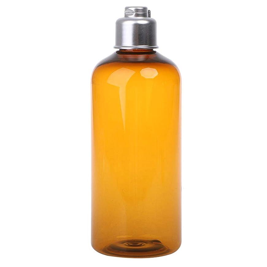 王子望みマークダウンDabixx 1ピース100/200 / 300ml化粧品空の詰め替え式ボトルクリームシャンプーローション - 300ML