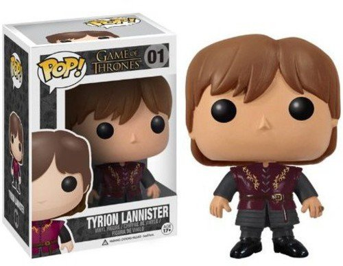 Game of Thrones - Tyrion Lannister - POP! Vinyl Figur