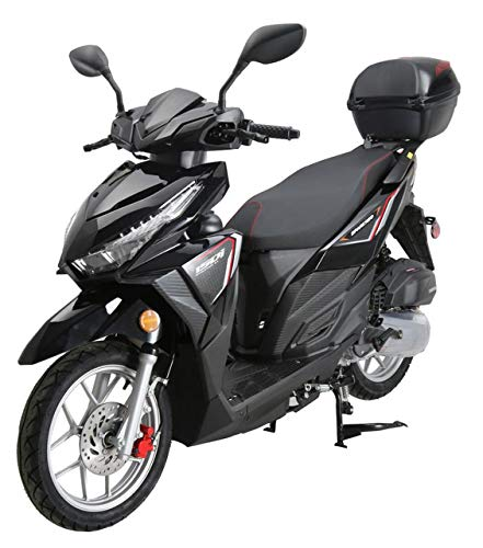 TAO SmartDealsNow Brings Brand 150cc Sports Bike Model # VITACCHI - SPARK 150 Automatic Motorcycle