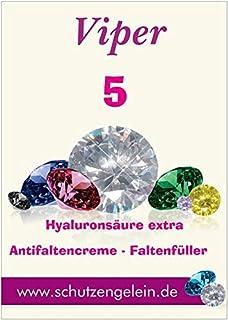 Viper 5, Meer Kosmetik, fermentierte Algen Feuchtigkeitscreme, Meeresmineralien Kollagencreme Aufbaucreme Gesicht Hals Dekollete