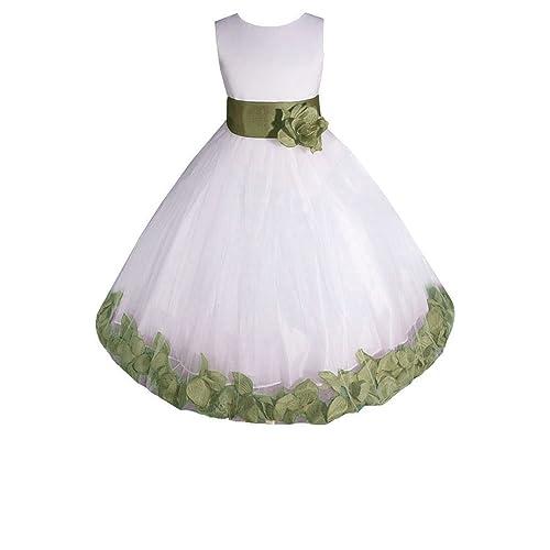 1ea37c9c32e AMJ Dresses Inc Baby-Girls  Baptism Wedding Christening Flower Girl  Birthday Party Dress
