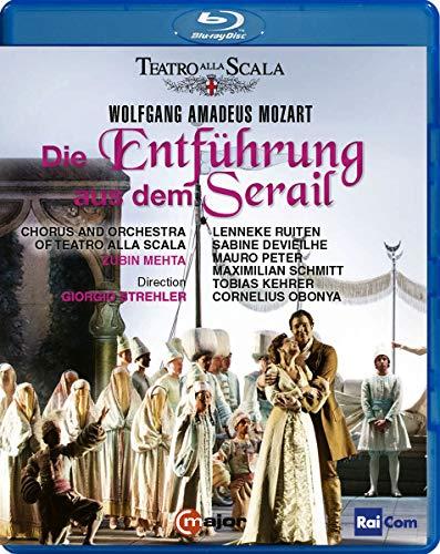 Ruiten,Devielhe,Peter,Schmitt, - Mozart:Die Entfuhrung Aus Dem Serai
