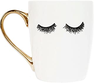 Best gold white mug Reviews