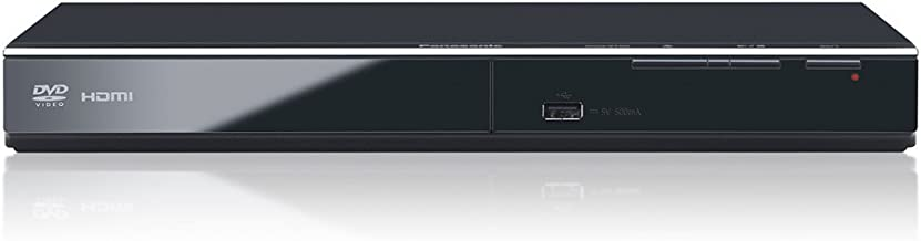Panasonic DVD-S700P-K HDMI 1080P Up-Converting All Multi Region Code Zone Free PAL/NTSC DVD Player