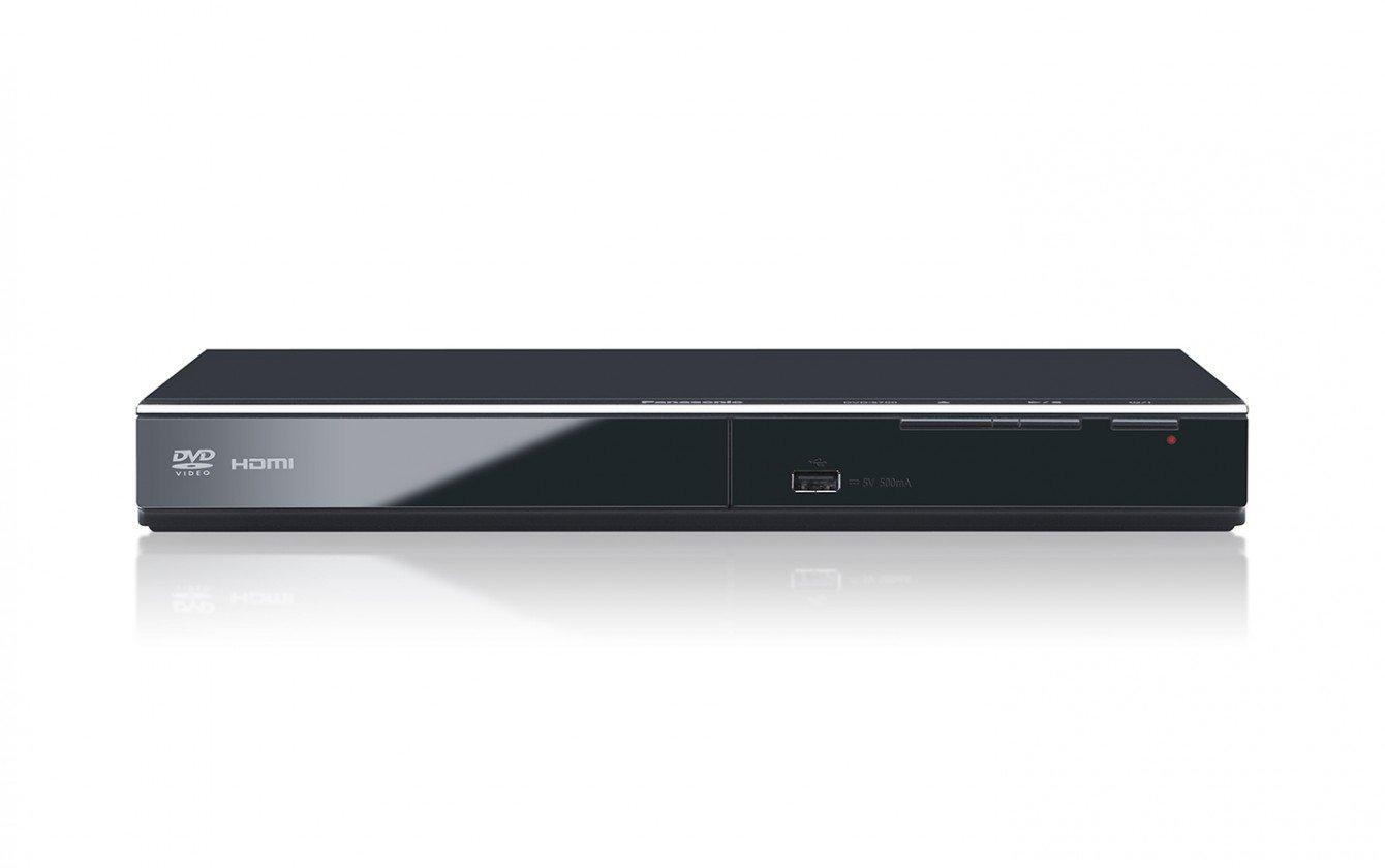 Panasonic DVD S700P K Up Converting Region Player