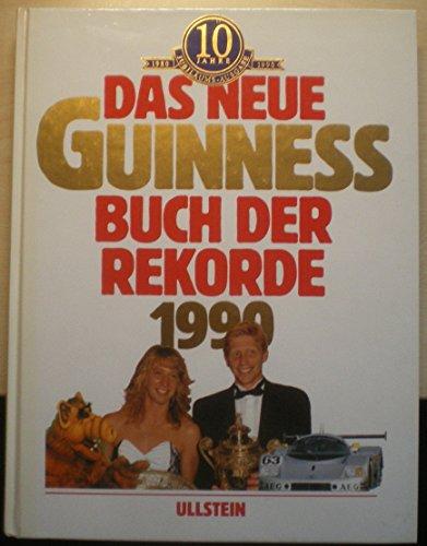 Das neue Guinness Buch der Rekorde 1990