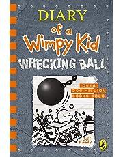يوميات الفتى الجبان: كرة الهدم الكتاب 14