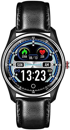 Smart Watch ECG + PPG Hrv Monitor de presión arterial con Ip68 pulsera impermeable para Android iOS Fashionhion-D-A-A