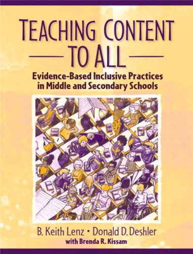 Teaching Content to All: Evidence-Based Inclusive...