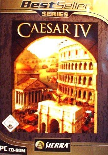 Vivendi Caesar IV PC BestSeller Edition - Juego (DEU, 1536 MB, 256 MB, Pentium IV 1.4 GHz, Windows 2000/ XP)