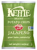 Kettle Brand Jalapeno Chips, 2-ounces (Pack of24)