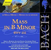 Mass B-Minor (Bwv 232) by JOHANN SEBASTIAN BACH (2000-02-29)