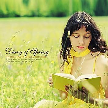 Springtime diary