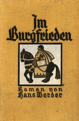 Im Burgfrieden : Roman.