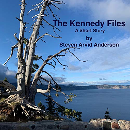 The Kennedy Files audiobook cover art