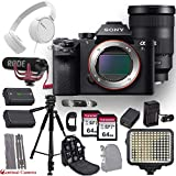 This Sony a7S II mirrorless digital camera (Body Only) Bundle from Cardinal Camera (authorized Sony dealer) offers an ideal professional experience. It comes with All Standard Sony Supplied Accessories and 1-Year Sony USA Limited Warranty. The Bundle...