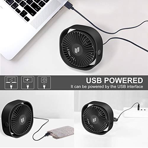 RATEL Mini USB-Tischventilator