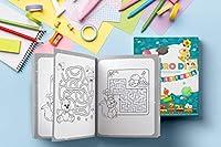 Il Libro di Prelettura: La perfetta combinazione tra un libro da colorare, un libro di puzzle e di giochi enigmisti per piccoli #5