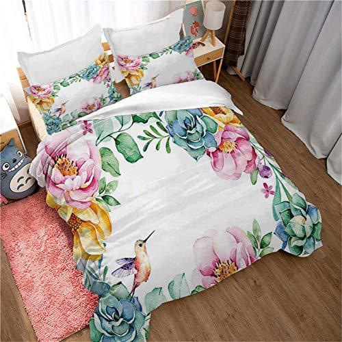 SHJIA Ropa De Cama De Decoración Navideña, Funda Nórdica De Nailon Lavable Grande, Decoración De Dormitorio Y Textiles para El Hogar