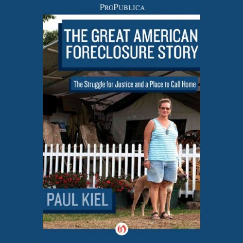 The Great American Foreclosure Story audiobook cover art