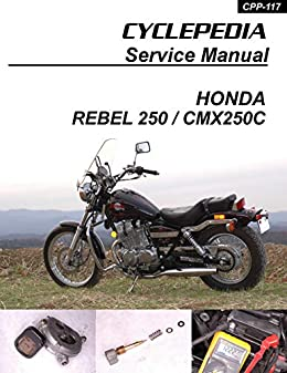 [SCHEMATICS_4NL]  Amazon.com: 1985-2009 Honda CMX250C Rebel 250 Service Manual eBook:  Cyclepedia Press LLC: Kindle Store | 2007 Honda Rebel Wiring Diagram |  | Amazon.com