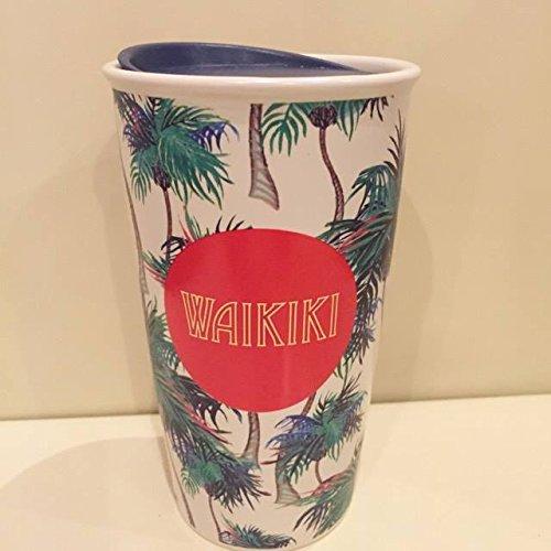 Starbucks スターバックス マグ タンブラー WIKIKI ワイキキ 12oz/355ml トールサイズ ハワイ 限定 Hawaii