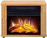 Chimenea Eléctrica Estufa Eléctrica Montada En La Pared Chimeneas Chimenea Eléctrica Estufa De Leña Chimenea Eléctrica Cosa Chimenea Eléctrica Fuego Leña Efecto De Leña Calentador De Llama 900 1800W