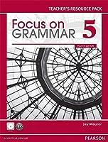 Focus on Grammar Level 5 (4E) Teacher's Resource Pack with MP3 Audio CD-ROM