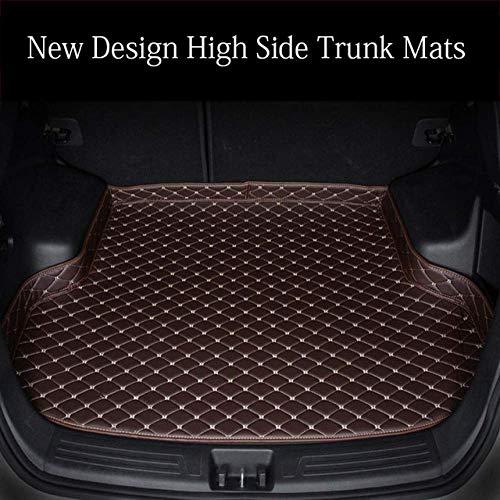 Clmaths Auto-Kofferraummatte, for Mercedes Benz W169 W176 Eine Klasse 150 160 170 180 200 220 250 260 Maßgeschneidert Auto-Kofferraum mats Cargo Liner Autoteppich Styling (Color : Coffee)