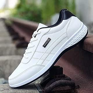 Breathable Men Sneakers Casual Shoes Fitness Flats Jogging Running Shoes Skor Zapatillas Deportivas Hombre(Blue,41)