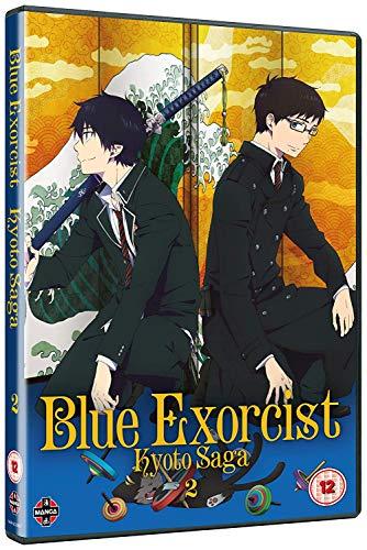 Blue Exorcist (Season 2) Kyoto Saga Volume 2 (Episodes 7-12) [2 DVDs]