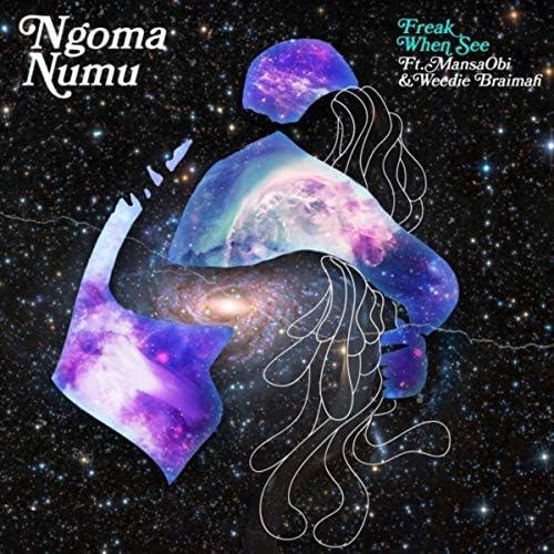 Ngoma Numu feat. Mansa Obi & Weedie Braimah