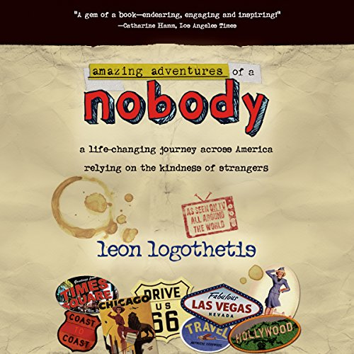 Amazing Adventures of a Nobody audiobook cover art