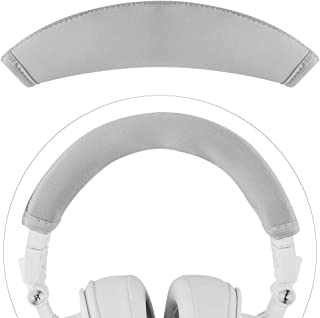 Linkidea Headband Protector, Compatible ATH M50x, M50xWH, M50xBB Headphones Headband Cover/Headband Cushion Pad Repair Par...