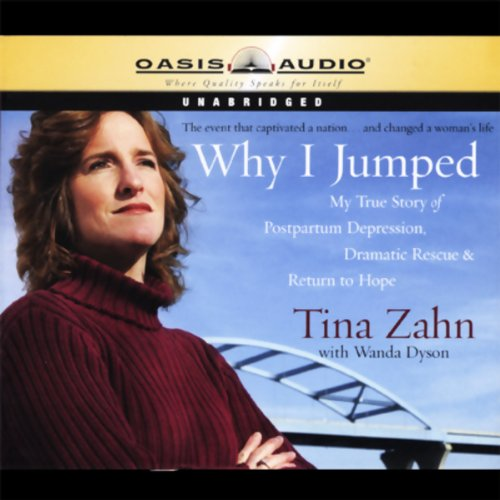 Why I Jumped audiobook cover art