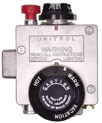 Ultra Lo-Nox Nat Gas T-Stat 30 Gal 1