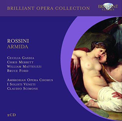 Armida Rossini, G. Cd