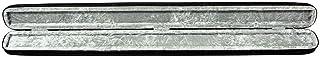PURE GEWA Funda para arco – Funda individual negro/antracita para arco bajo francés 0,98 kg
